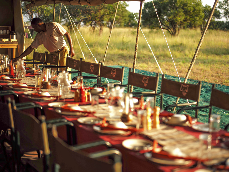 Serengeti North Dining
