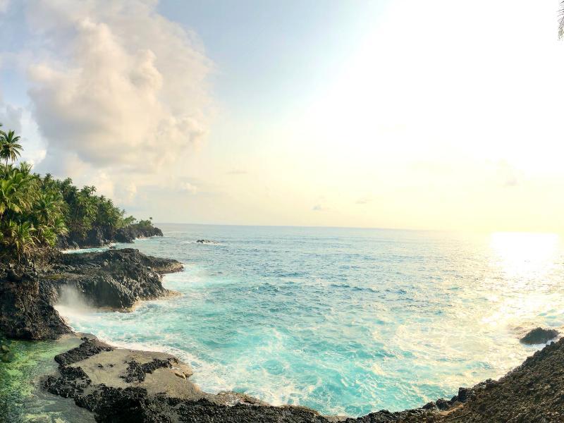 Boca de Inferno - Sao Tome