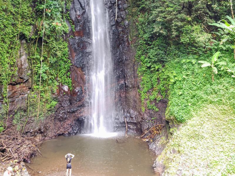 Cascata de Sao Nicolau - Sao Tome
